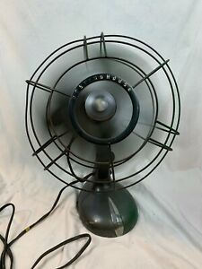 1940S WESTINGHOUSE ELECTRIC FAN OSCILLATING WORKS - d875