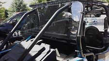 "RZR REAR WINDOW TINTED FULL POLARIS 900 2 seat (2015/16/17) 1/4"" POLYCARBONATE"