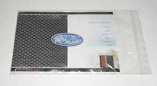 EcoQuest Fresh Air Owner's Manual (New) 65-00087-005 Rev 04_04 (2004) Free Ship