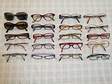 Lot 20 Colorful Eyeglasses Sunglasses Frame Women's Calvin Klein DKNY Konishi 3