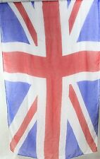 New Union Jack UK Flag Print Maxi Scarf  Sarong Ladies Girls at Wholesale Price