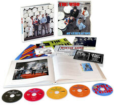 THE WHO My Generation 2016 Super Deluxe Edition remastered 5-CD Box set NEW