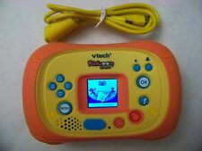 Vtech Kidizoom Camera Orange And Yellow 1069 Free Shipping