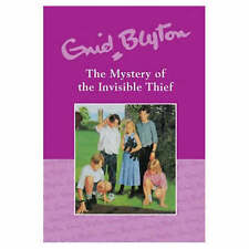 The Mystery of the Invisible Thief, Blyton, Enid , Acceptable, FAST Delivery
