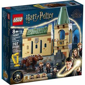 Lego 76387 Harry Potter Hogwarts Fluffy Encounter New With Sealed Box