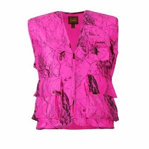 Gamehide Blaze Pink Camo Big Game Vest