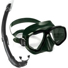 Cressi Perla Mask Mexico Snorkel Package