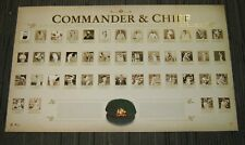 COMMANDER AND CHIEF AUSTRALIA TEST CRICKET CAPTAINS LIMITED EDITION PRINT SMITH
