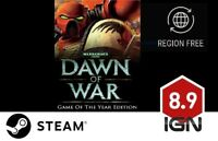 Warhammer 40,000: Dawn of War - Game of the Year Edition [PC] Steam Download Key