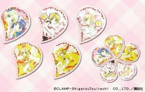 NEW Rare Card Captor Sakura Cherry Blossom Plate Tray 5 Types Official Japan