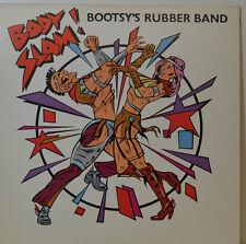 "Bootsy's rubber Band-Body Slam! - 12"" MAXI SINGLE-WB 29919-0a (y591)"