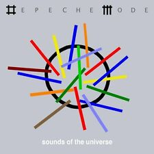 CD Album Depeche Mode Sounds Of Universe (In Chains, Wrong, Peace) 2009 Mute
