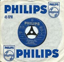 Flamingos:The boogaloo party/The nearness of you:UK Philips:Northern Soul