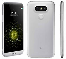 GOOD CONDITION 6/10 LG G5 H830 32GB Silver T-Mobile MetroPCS 4G LTE GSM UNLOCKED