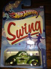HOT WHEELS JUKE BOX SWING '41 WILLYS #5/32 GREEN