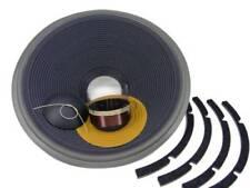 "Recone Set für JBL 2245H 8 Ohm 18 "" Subwoofer Ss Audio Lautsprecher Repair Teile"