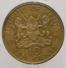 Kenya 1971 10 Cents  901116 combine shipping