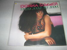 """DONNA SUMMER MAXI VINYL 12"""" GERMANY THERE GOES MY BABY"""
