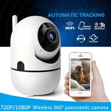 HD Wireless Wifi IP Camera 720P Webcam Baby Pet Monitor Cam Pan Remote Security