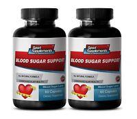 Lower Blood Sugar - Blood Sugar Support 620mg - Maintain Healthy Metabolism 2B