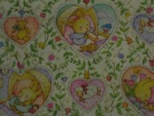 VINTAGE  GIFTWRAP BY AMERICAN GREETINGS NEW IN PACKAGE BABY SHOWER