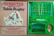 More details for subbuteo rugby international edition wales v ireland hw complete set