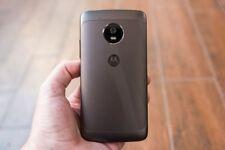 Motorola MOTO G5 Plus - 32GB - Lunar Grey (Unlocked) Smartphone Mint Condition