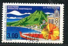 STAMP / TIMBRE FRANCE OBLITERE N° 3244 / SAINT PIERRE DE LA MARTINIQUE