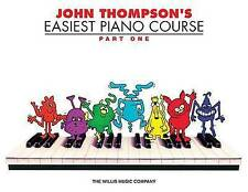 John Thompson's Easiest Piano Course: Part 1 by John Thompson (Paperback, 2005)