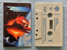 ZZ TOP Afterburner US 1985 CASSETTE Warner Bros Records WX27C EX/NM