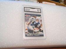 Emmitt Smith GRADED ROOKIE!!! 1990 Pro Set #685 Dallas Cowboys HOF!! 8.5-3