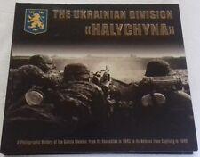 "ENGLISH Ukrainian 14th SS Volunteer Division ""Galicia"", WWII German Photos Book"