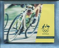 2016 Australian Olympic Team  Cycling 5 x $2 Coloured Coin Collection