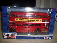 Corgi CC25910 1/50 London Transport Routemaster Jahr von Bus 11 Liverpool St MIB