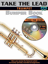 Bumper Take The Lead Instrumental Learn to Play TRUMPET FABER Music BOOK & CD