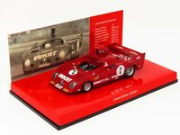 Minichamps 403 751202 Alfa Romeo 33 TT 12 1975 Monza  Red 1 43 Scale Boxed
