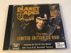 Planet Of The Apes Limited Edition CDRom PC Computer 2001 20th Century Fox