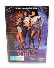 Reform School Girls Wendy O. Williams DVD Region PAL Sirh70