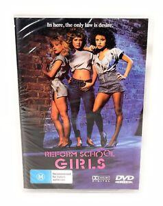 REFORM SCHOOL GIRLS DVD - Linda Carol, Pat Ast New & Sealed All Regions RARE