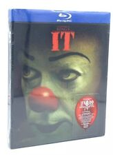 IT [1990] (Blu-ray Disc, 2019) NEW with Slipcover   1990 Miniseries