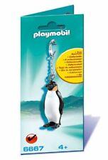 Playmobil Schlüsselanhänger Pinguin 6667   Taschenanhänger   Playmobil Anhänger