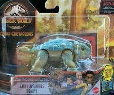 Jurassic World Camp Cretaceous Ankylosaurus Bumpy Attack Pack New in Blister