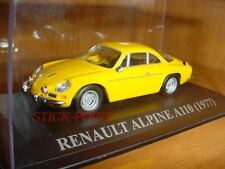 RENAULT ALPINE A110 A-110 YELLOW 1:43 1977 MINT!!!