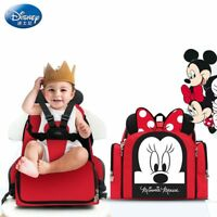 Disney Mummy Maternity Diaper Bag Large Travel Backpack baby FREE SHIPPING
