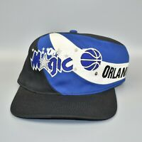 Orlando Magic NBA Twins Enterprise Vintage 90's Adjustable Snapback Cap Hat