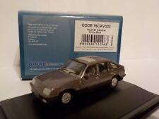 Vauxhall Cavalier - Steel Grey  Oxford Diecast Model Car. 1/76 Dublo, New Releas