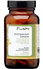 Fushi Multi Essentials 500mg VIT complessi & BIO-Alghe verdure CAPS 90 CAPS