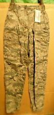 GENUINE U.S AIRFORCE WOMANS UTILITY PATTERN TROUSERS MADE -SIZE 6S