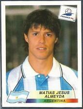 PANINI WORLD CUP FRANCE 1998- #506-ARGENTINA-MATIAS JESUS ALMEYDA