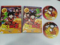 DRAGON BALL Z LA SAGA DE LOS SAIYANS 2 X DVD VOLUMEN 2 CAPITULOS 9-16 REMASTER